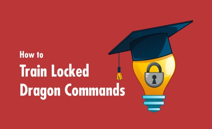 How to Train Locked Dragon Commands