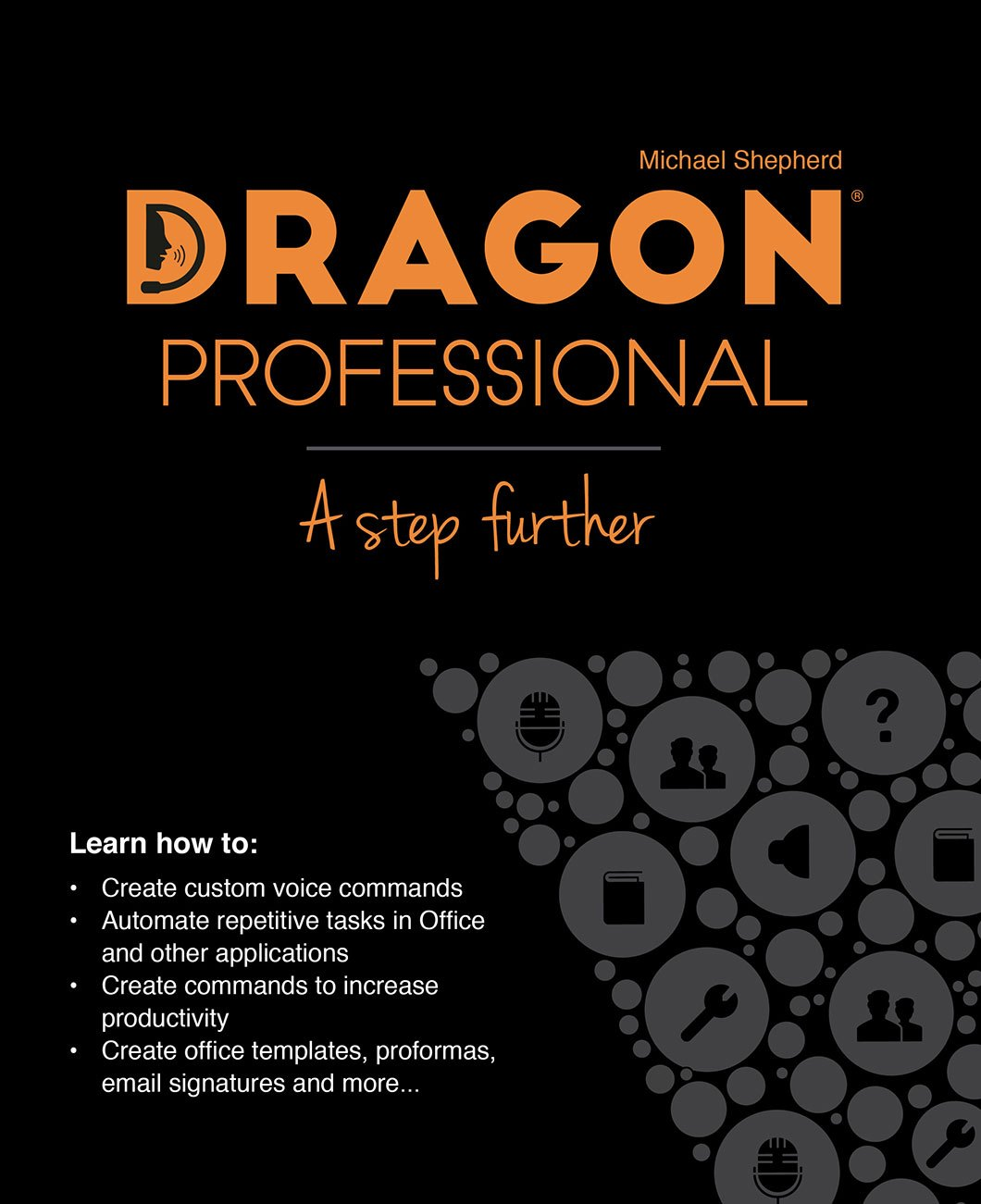 Dragon Professional - A Step Further book cover