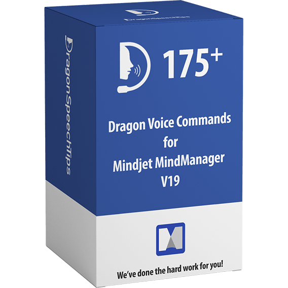 dragonspeechtips Dragon commands for Mindmanager-v18